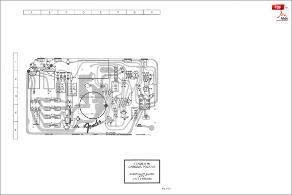 rhodes chroma  u00b7 polaris service manual  schematics  pc