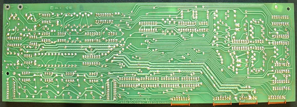 Back of 42-82 Rhodes voice board
